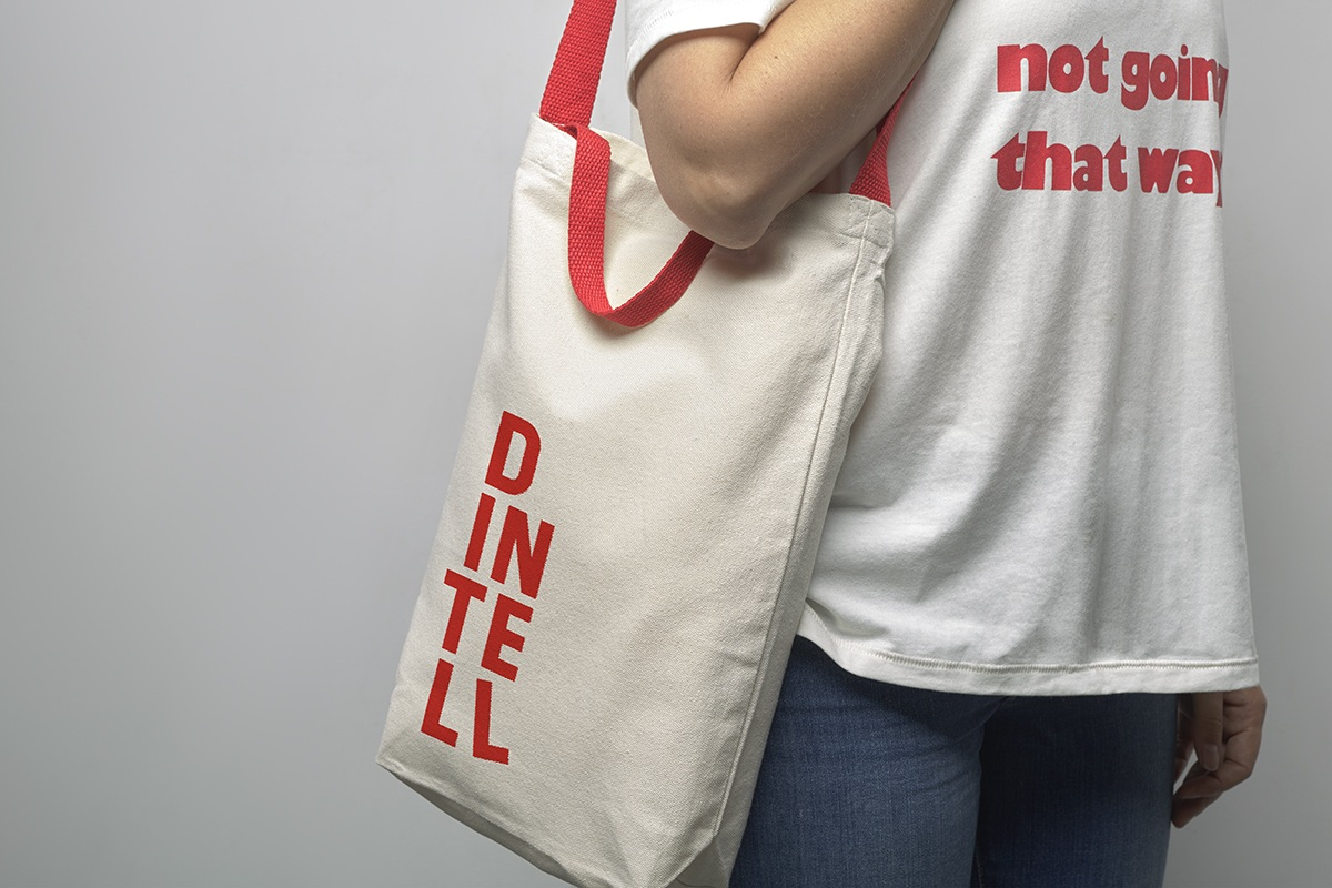 Dintell_Tote bag