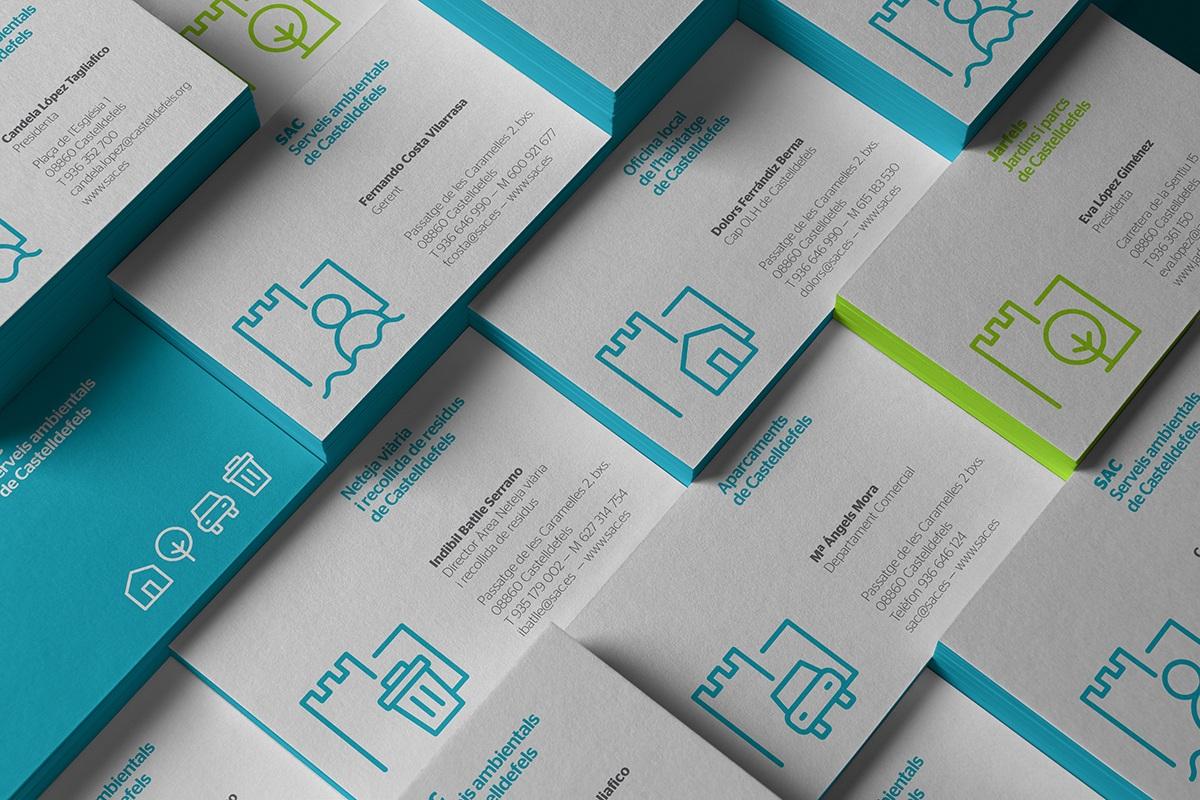 SAC-Bussines Cards