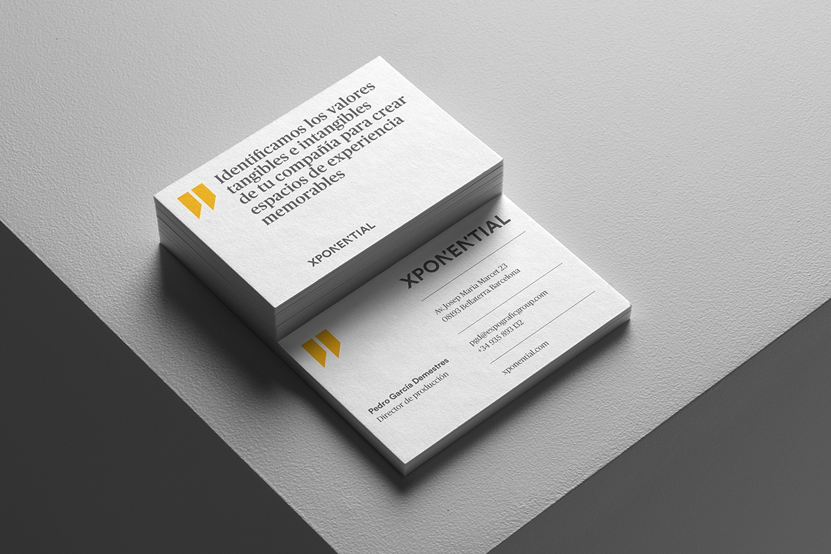 Xponential_Business Card