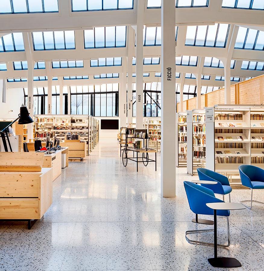 Biblioteca Les Corts